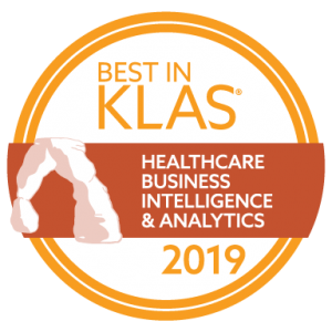 2019-best-in-klas-Dimensional-Insight-healthcare-business-intelligence-and-analytics-sm-300x300