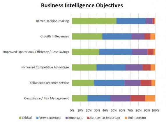 Dresner BI objectives