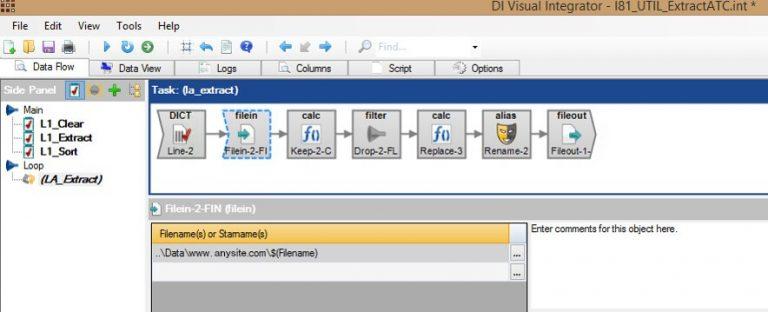 Visual Integrator