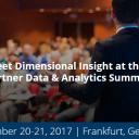 Meet Dimensional Insight at the Gartner Data & Analytics Summit