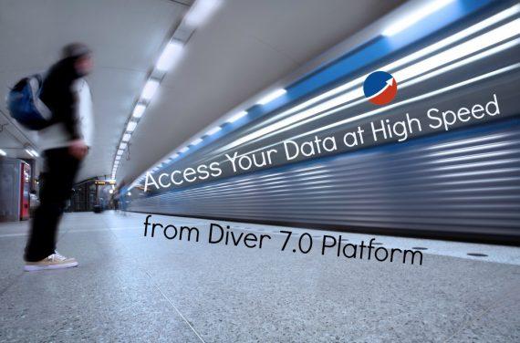 Diver platform 7